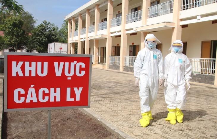 Vietnam mantiene fortalecimiento de las medidas de contención de Covid-19 - ảnh 1