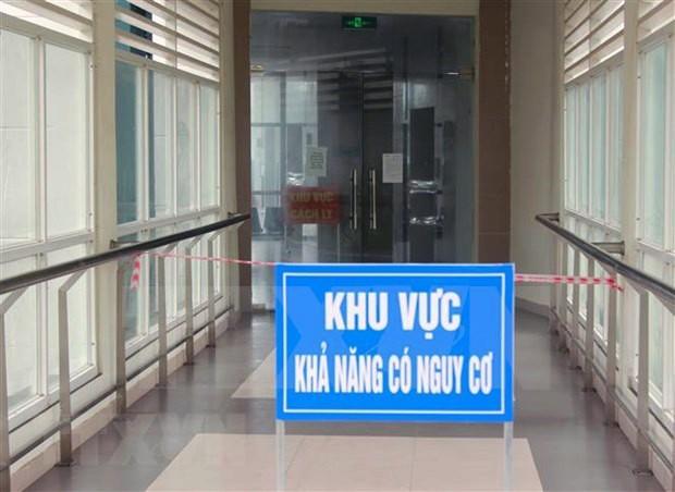 Paciente vietnamita de 3 meses de edad infectado por Covid-19 se encuentra en buen estado de salud - ảnh 1