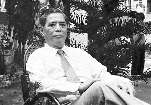 Repasan contribuciones de Nguyen Van Linh a la Renovación de Vietnam - ảnh 1