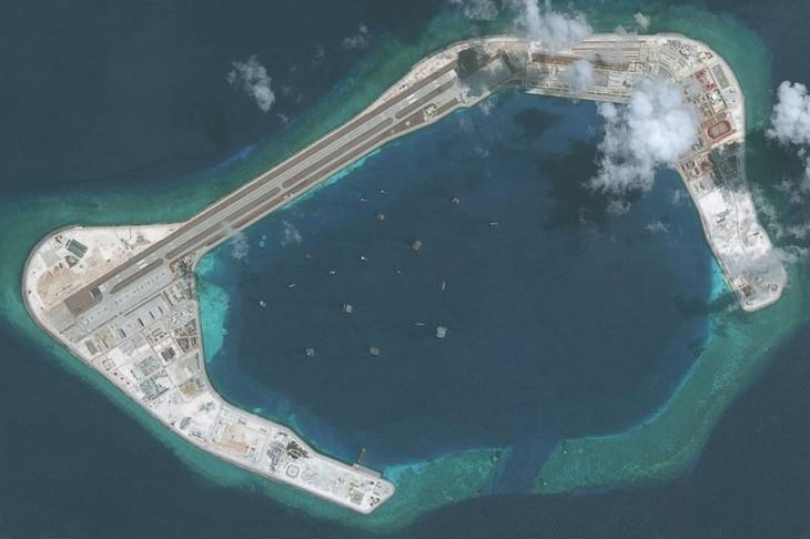 Congreso estadounidense rechaza reivindicaciones territoriales de China en Mar Oriental - ảnh 1