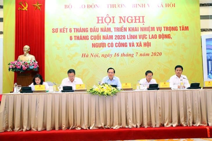 Vietnam determinado a mantener el desarrollo del mercado laboral - ảnh 1
