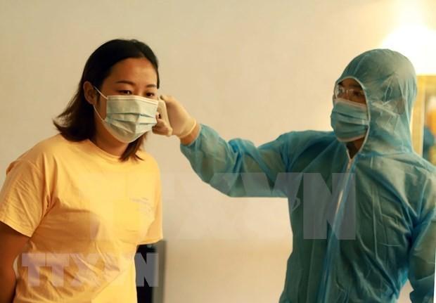 Vietnam entra en sus 98 días consecutivos sin nuevos casos de contagio con covid-19 en la comunidad - ảnh 1
