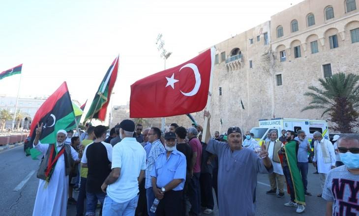 La confusión rodea el campo político de Libia - ảnh 1