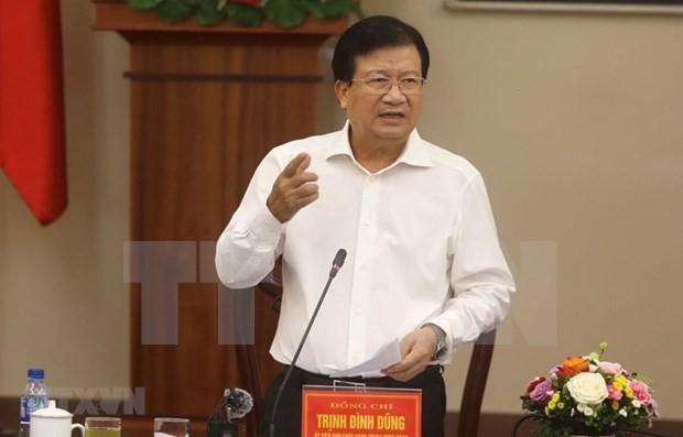 Vietnam acelera el desembolso de inversión pública en el sector agrícola - ảnh 1