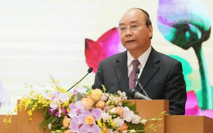 Premier vietnamita alaba contribuciones de la Oficina Gubernamental al desarrollo nacional - ảnh 1