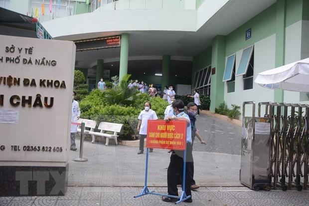La epidemia del covid-19 está inicialmente bajo control en Da Nang - ảnh 1