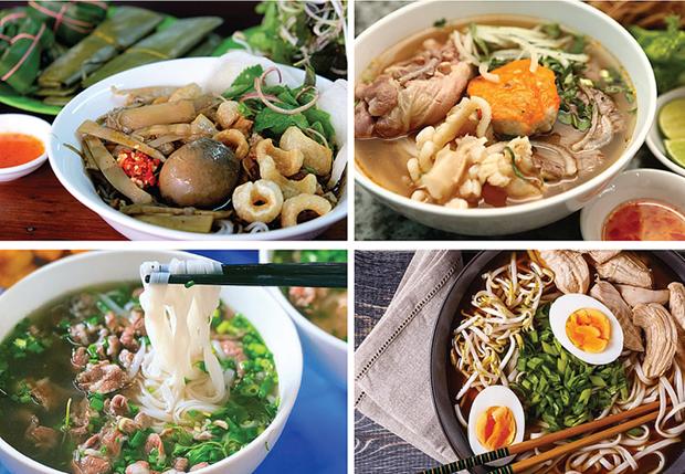 La gastronomía vietnamita logra cinco títulos Worldkings - ảnh 1