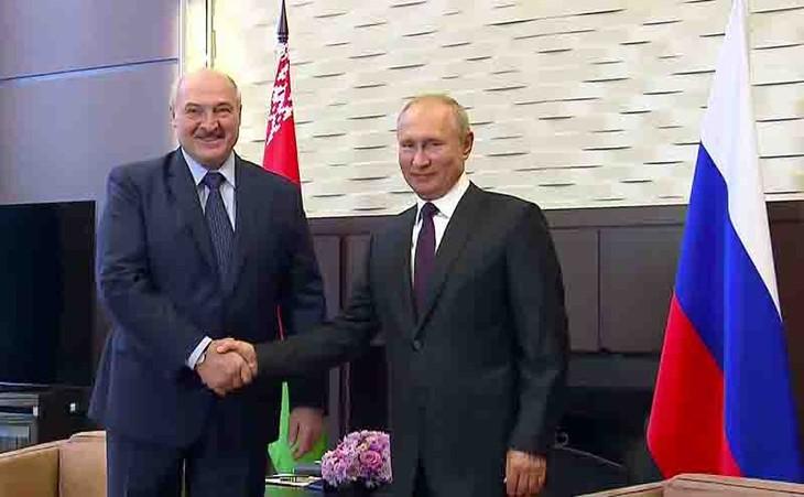Rusia consolida la cooperación con Bielorrusia - ảnh 1