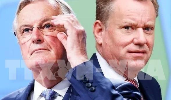 La Unión Europea y el Reino Unido comienzan la ronda final de negociaciones - ảnh 1