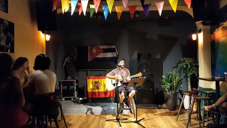 La Habanera, lugar del evento Día de la Hispanidad 2020 en Hanói - ảnh 3