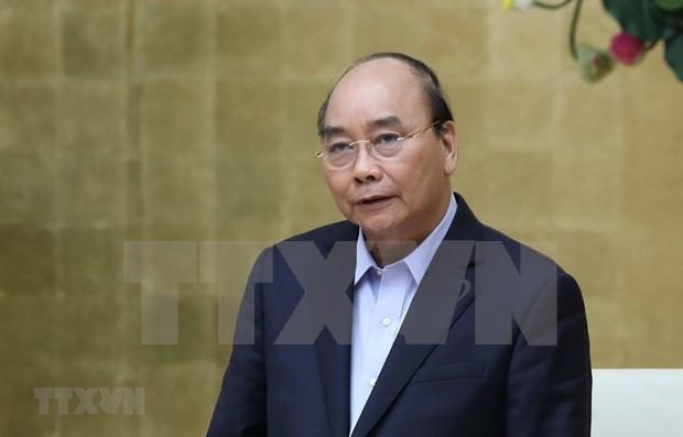 Primer ministro de Vietnam alienta a los soldados a mantener esfuerzos frente a desastres naturales - ảnh 1