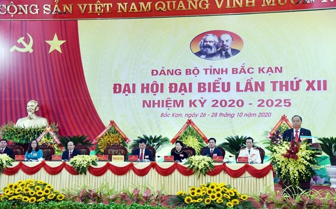 Provincia de Bac Kan comprometida con el progreso en el período 2020-2025 - ảnh 1