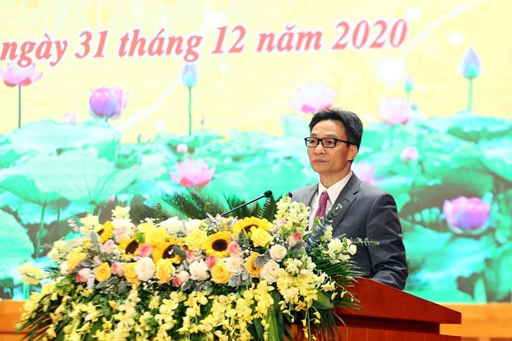 La prensa vietnamita revisa un año de desarrollo - ảnh 1