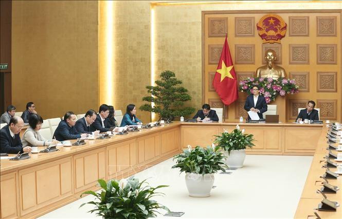 Vietnam refuerza el control de vuelos procedentes de las zonas con la nueva cepa del nuevo coronavirus - ảnh 1