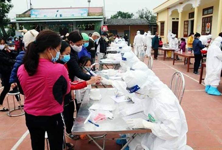 Vietnam decidido a alcanzar su doble objetivo de desarrollar la economía y garantizar la salud de la ciudadanía - ảnh 1