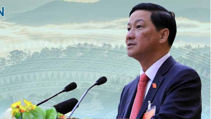 Localidades del centro y el sur de Vietnam conceptualizan la Resolución del XIII Congreso Nacional del PCV - ảnh 1
