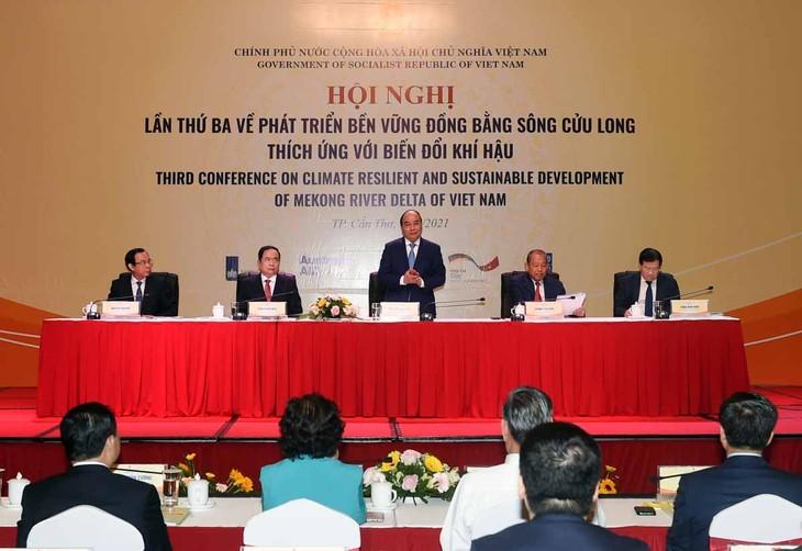 Premier vietnamita orienta el desarrollo de la economía del delta del río Mekong - ảnh 1