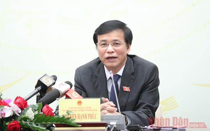 El inminente período de sesiones del Parlamento vietnamita dedicará siete días a aprobar altos cargos del Estado - ảnh 1