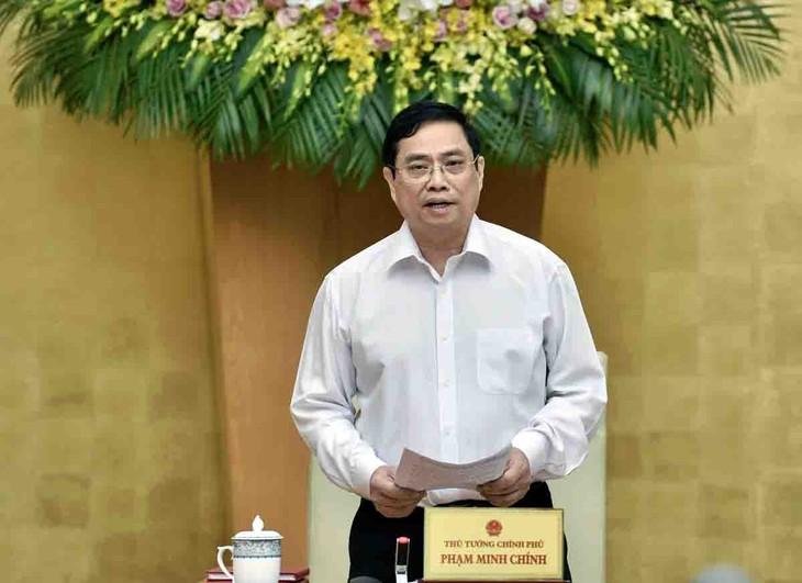 El Gobierno vietnamita determinado a cumplir las tareas trazadas para el nuevo mandato - ảnh 1