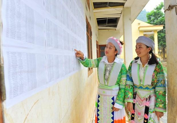 Campaña electoral, prueba de la capacidad de los representantes del pueblo - ảnh 2