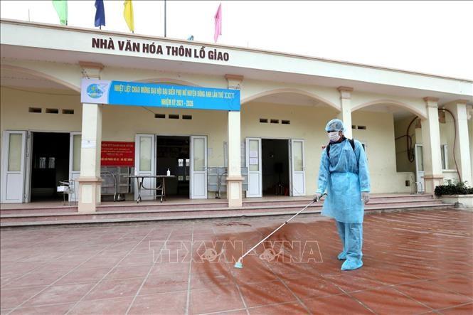 Vietnam registró otros 11 casos de covid-19 - ảnh 1