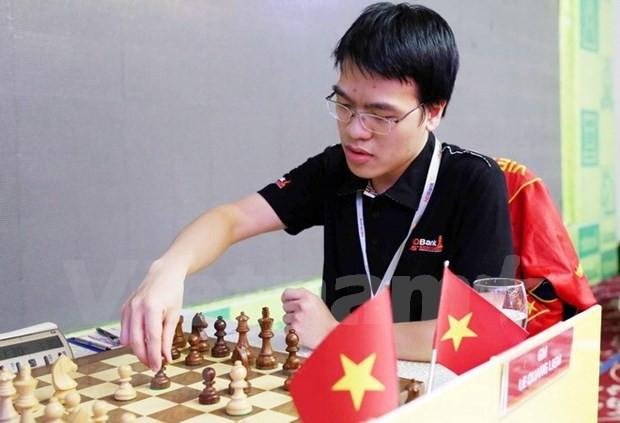 Ajedrecista talentoso de Vietnam cumple su sueño de ser entrenador en Estados Unidos - ảnh 1