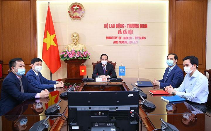 Vietnam ante la 109ª Conferencia de la Organización Internacional del Trabajo - ảnh 1