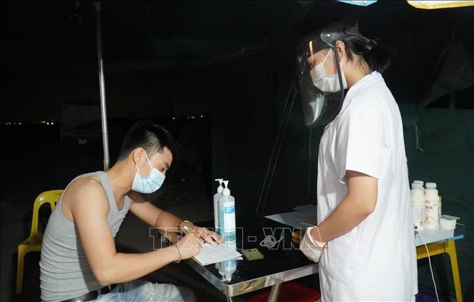 Continúa el descenso de casos en Bac Giang mientras se detectan nuevos casos en Da Nang - ảnh 1