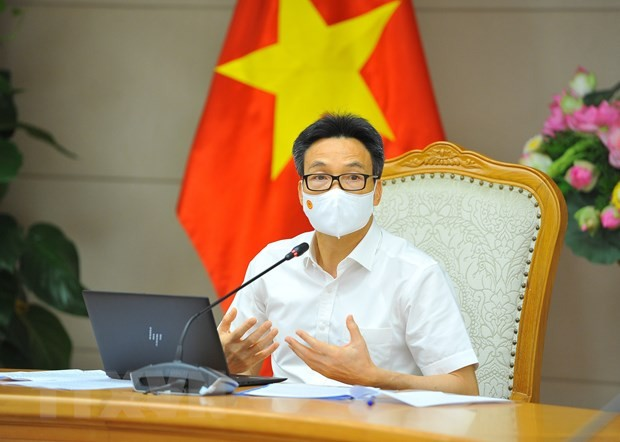 Ciudad Ho Chi Minh podría reducir el distanciamiento social a partir de octubre - ảnh 1