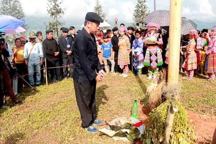 Ha Giang preserva la cultura autóctona de los grupos étnicos - ảnh 1