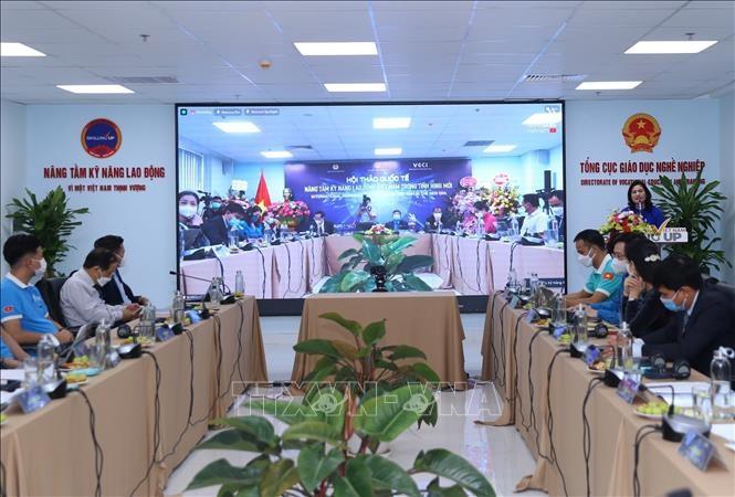 Vietnam fortalece la capacitación laboral para adaptarse a la nueva tendencia de desarrollo - ảnh 1