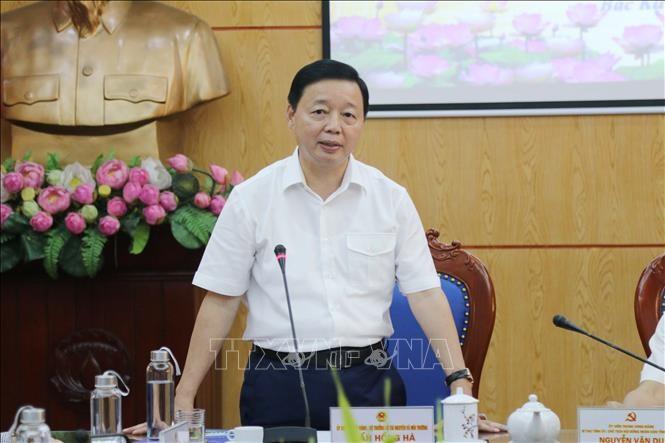 Vietnam se esfuerza por desarrollar una economía verde y circular - ảnh 1