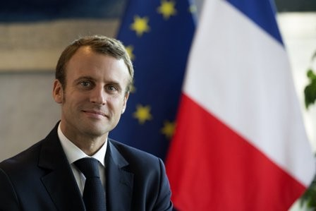 El gobernante partido de Francia encabeza encuestas de opinión pública - ảnh 1