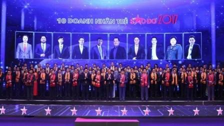 Entregan el premio Sao Do a los jóvenes emprendedores más destacados - ảnh 1