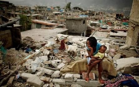 Haití conmemora el octavo aniversario del devastador terremoto - ảnh 1