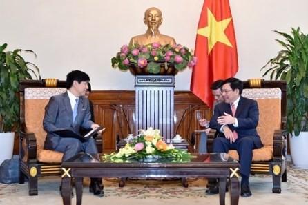Vietnam valora capitales nipones para su desarrollo socioeconómico - ảnh 1