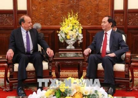 Vietnam y Chile consolidan sus relaciones   - ảnh 1