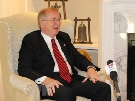 El ex embajador canadiense alaba las relaciones entre Vietnam y Canadá - ảnh 1