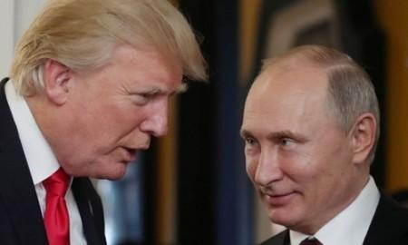 Donald Trump no espera mucho de cumbre con Vladimir Putin - ảnh 1