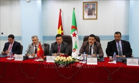 Creado Grupo de Parlamentarios de la Amistad Argelia - Vietnam  - ảnh 1