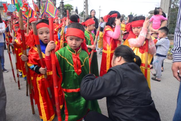 Festival de la aldea de Nom - ảnh 5