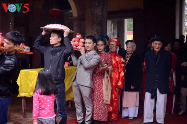 Festival de la aldea de Nom - ảnh 7