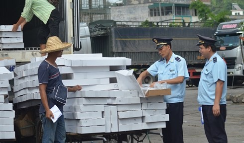 Sector aduanero de Quang Ninh ofrece condiciones favorables para al comercio exterior  - ảnh 1