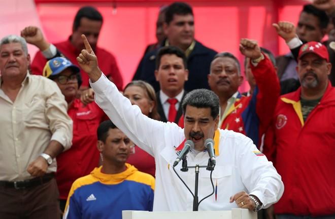 Presidente venezolano asegura voluntad en diálogo con la oposición   - ảnh 1