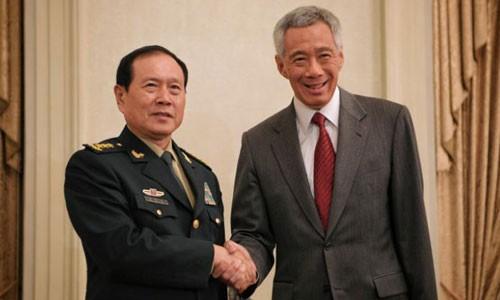 Diálogo de Shangri-La centrado en tensiones China-Estados Unidos  - ảnh 1