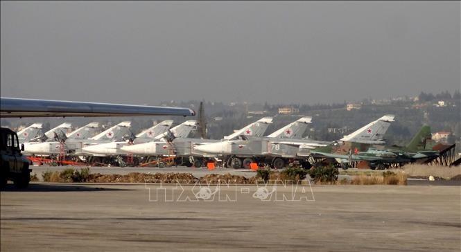 Rusia expande su base aérea en Siria - ảnh 1