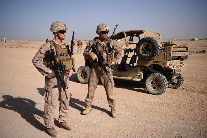Estados Unidos disminuirá sus tropas en Afganistán - ảnh 1