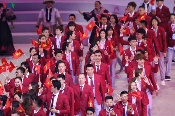 VOV selecciona los eventos deportivos más destacados de Vietnam en 2019 - ảnh 1