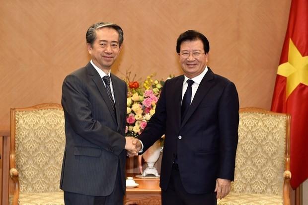 Vietnam y China estrechan lazos - ảnh 1