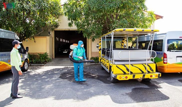 Khanh Hoa aplica medidas urgentes contra epidemia de Covid-19 - ảnh 1